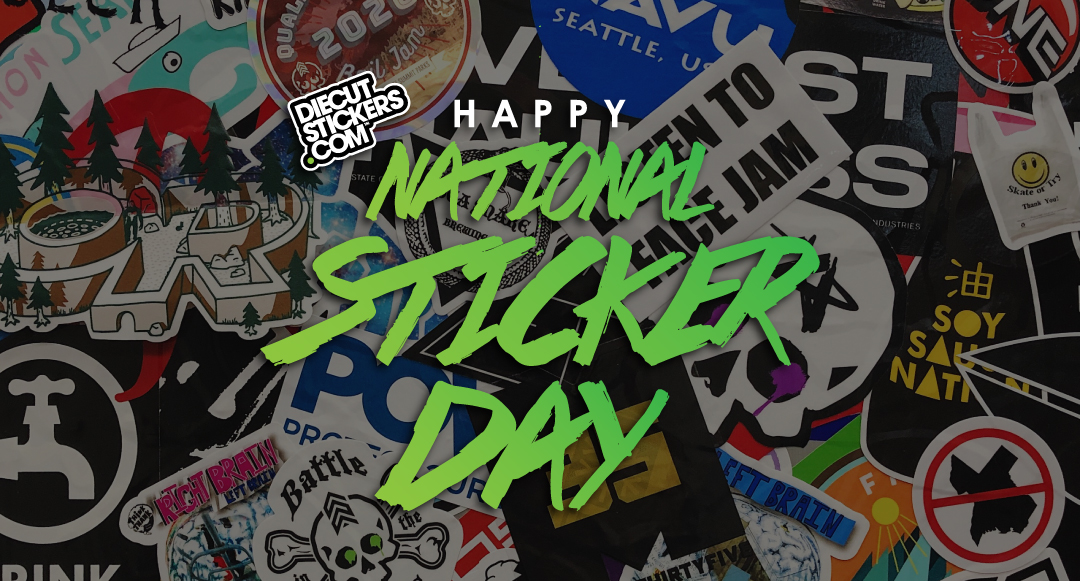 National Sticker day