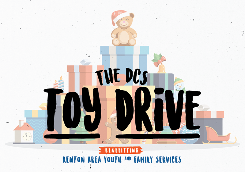 DCS Holiday Toy Drive